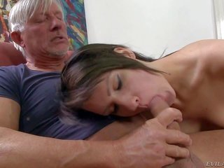 Pornsharing.com wild plug : in toto naked hot brunette hair Babette A with turning on natural mounds exhibits her mouth wide heretofore this babe give