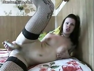 hose wench Plays With Her maiden