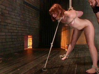 bondage play CLAIRE IR