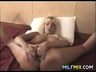 MILF going through Her Loose Holes
