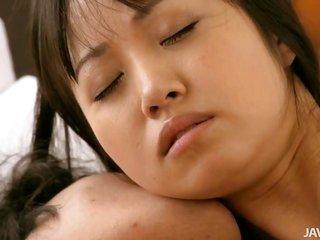 adorable oriental pretty teen in panties