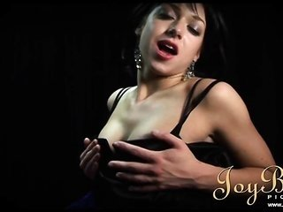 physical maiden in cute drawers seducing her boyfriend
