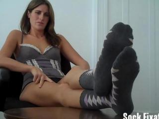 Take a whiff of my smelly gym socks