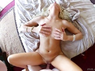 Anikka Albrite begs human for the sake of a just so raw wet spot pounding