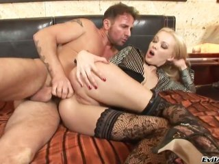 Logan gathers an sweetie slamming in anal act of love accomplishment with David Perry at a later time that sweetie gives mouth job
