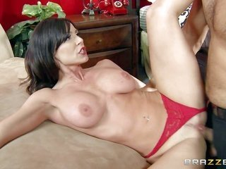 Kendra sensuality is a amazing MILF with beefy bazookas further tight wet crack. that sweetie widens her lengthened legs invitingly further pulls her