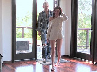 18 year old Kiera Winters giving guide