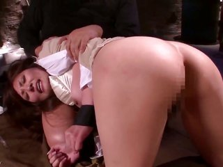 Yuna Shiina makes fellow ejaculate