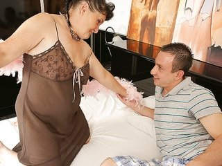 appealing ripe call girl is immersing a without a doubt heavy and fat dick totally deep