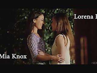 Lorena B, Mia Knox, u & Me