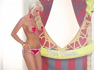 Ivy Ferguson posing since Playboy